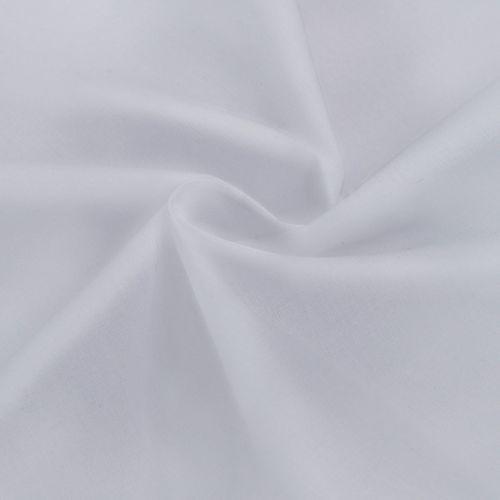 vidaXL materiał bawełniany 1,45x20 m Biały