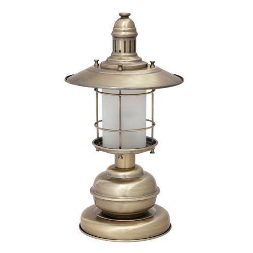 Rabalux Lampa stołowa lampka sudan 1x60w e27 brąz 7992 (5998250379920)
