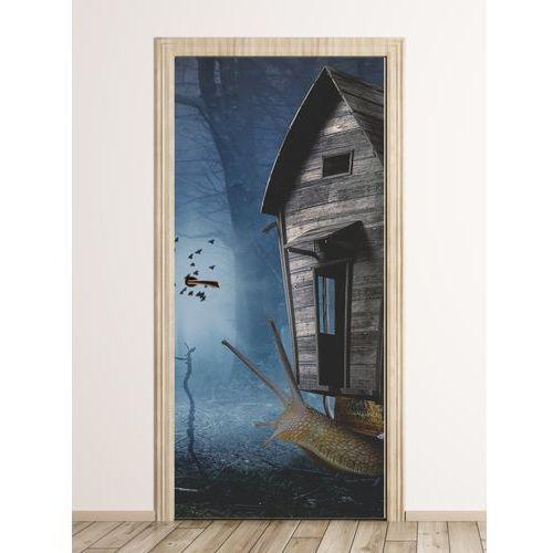 Fototapeta na drzwi dla dzieci ślimak FP 6016