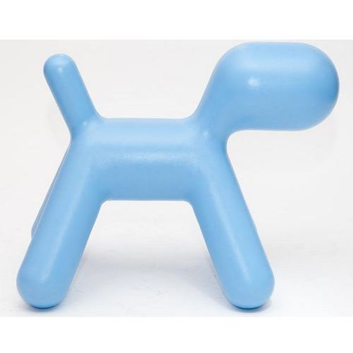 Siedzisko dziecięce pies niebieskie marki D2