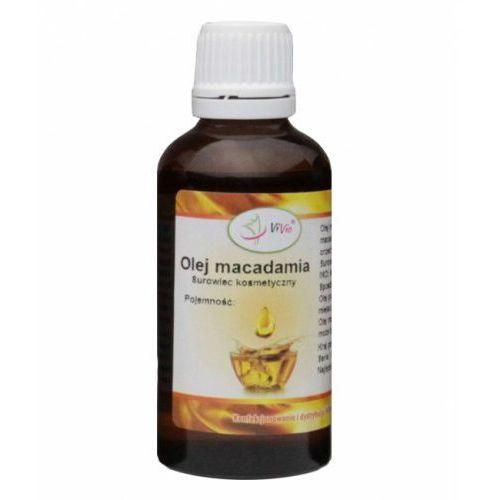 Olej macadamia surowiec kosmetyczny 50ml marki Vivo