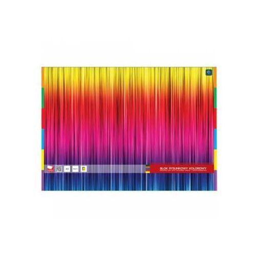 Blok rysunkowy kolorowy A3 20 - X04577, NB-6803