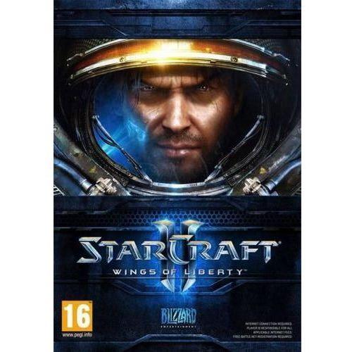 OKAZJA - StarCraft 2 Wings of Liberty (PC)