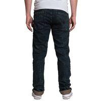 Spodnie - k slim indigo stain (dbl) rozmiar: 34 marki Krew