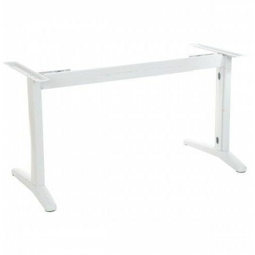 Stema - st Stelaż metalowy biurka z rozsuwaną belką stl-01, kolor biały