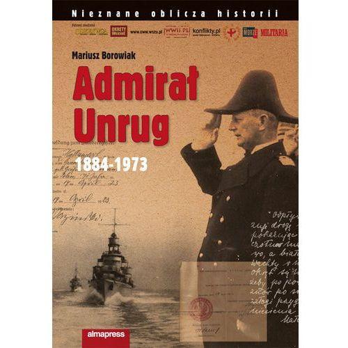 Admirał Unrug (492 str.)