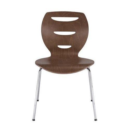 krzesło ALANI SEAT PLUS ALU/black