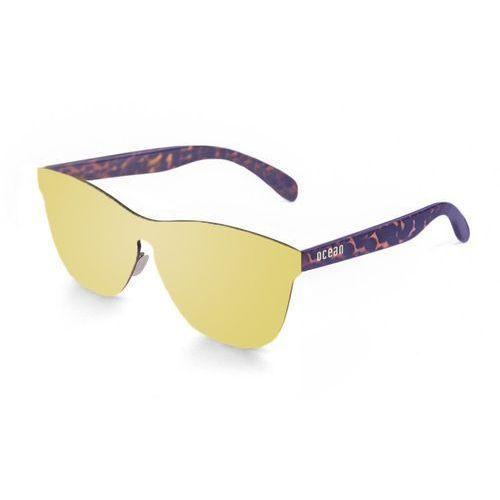 Ocean sunglasses Okulary przeciwsłoneczne unisex 24-5_florencia żółte