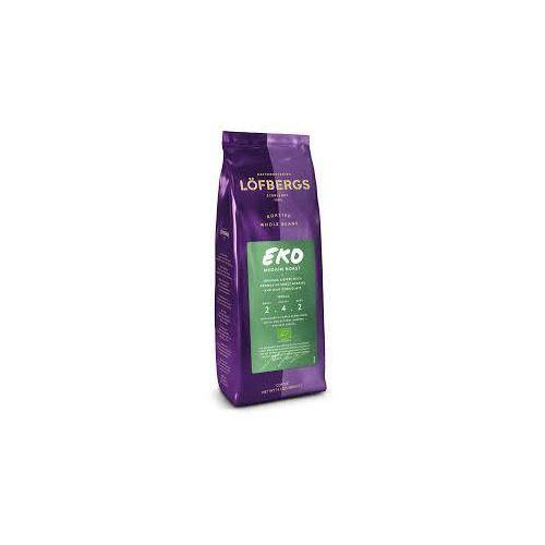 Lofbergs - EKO Mellanrost - kawa ziarnista - 400g