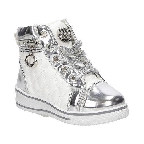 Sneakersy z ozdobnym zamkiem  r12d-7p marki Casu