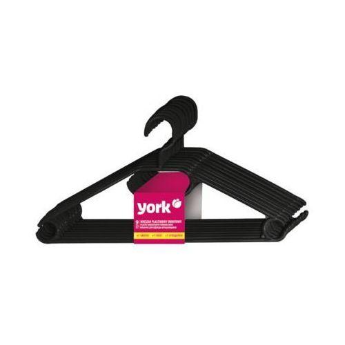 York Wieszak na ubrania 067090 czarny (5903355114383)
