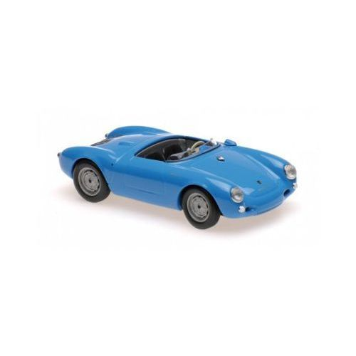 Minichamps Porsche 550 spyder 1955 (blue) - darmowa dostawa od 199 zł!!! (4012138142770)