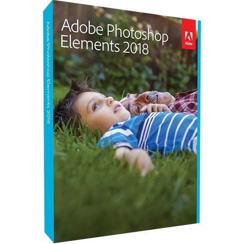 photoshop elements 2018 pl win box marki Adobe