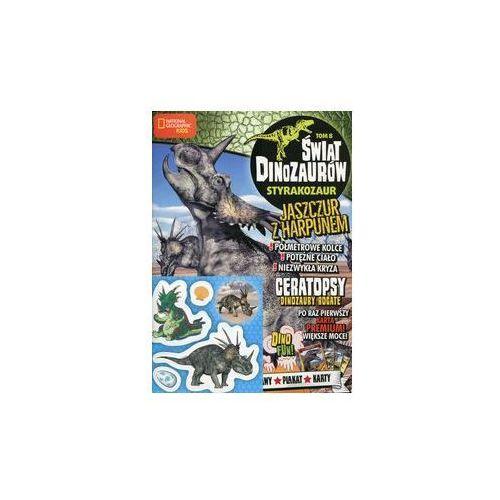 Świat Dinozaurów T.8 Styrakozaur, Edipresse Polska