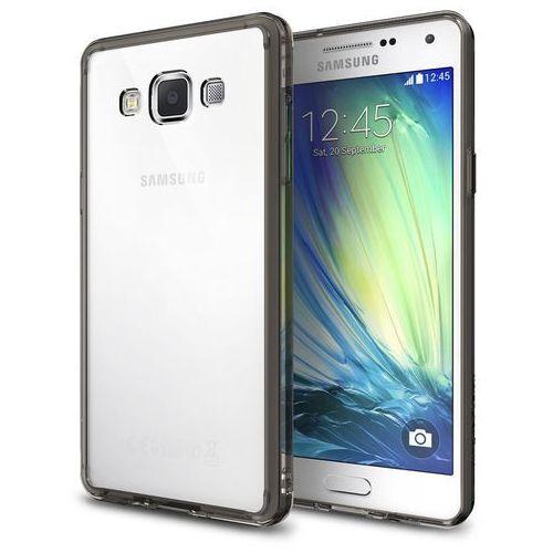 Etui Ringke Fusion Samsung Galaxy A7 Smoke Black