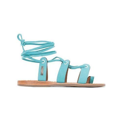 Sandały skórzane bakio marki Les tropeziennes par m.belarbi