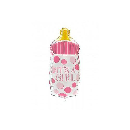 Nice life Balon butelka ze smoczkiem boy/girl