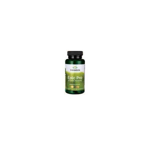 Swanson Epic Pro 25-Strain Probiotic 30veg drcaps