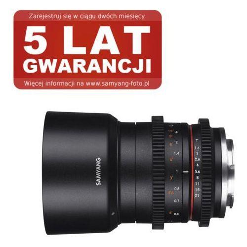 Samyang 50mm T1.3 AS UMC CS Sony E - produkt w magazynie - szybka wysyłka! (8809298884680)