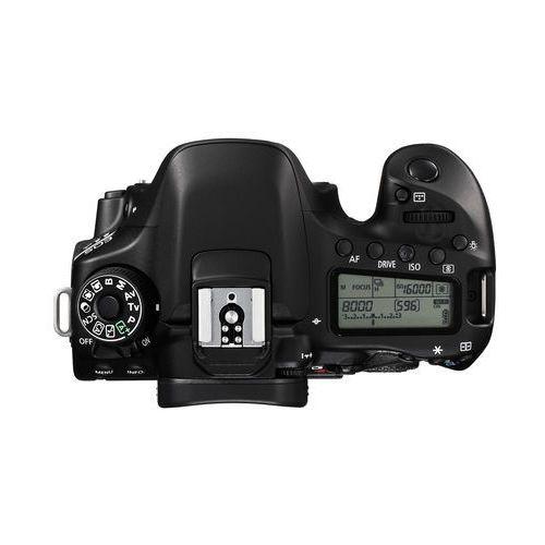 Canon EOS 80D. Najniższe ceny, najlepsze promocje w sklepach, opinie.