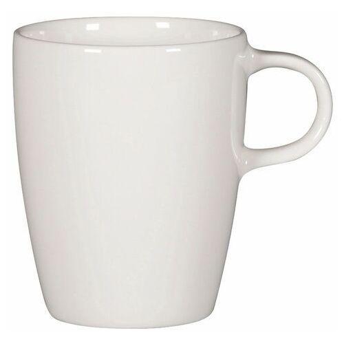 Filiżanka porcelanowa stone - 230 ml biała marki Rak