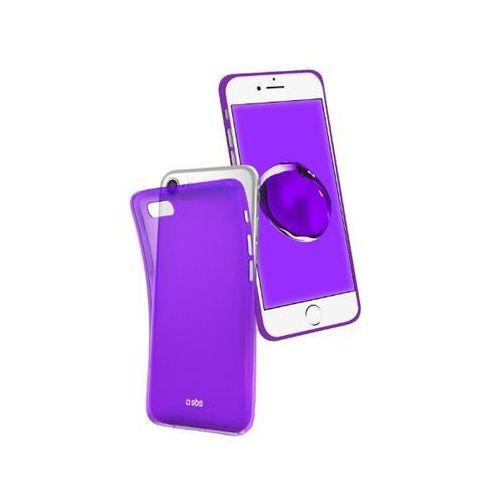 cool cover tecoolip7pu iphone 7/6s/6 (fioletowy) - produkt w magazynie - szybka wysyłka! marki Sbs