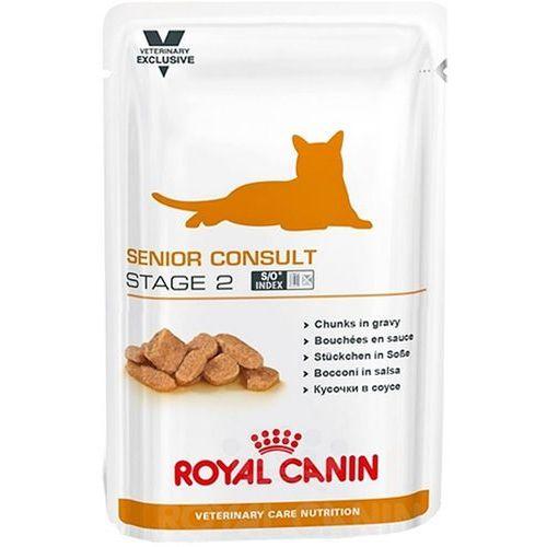 Royal canin vet cat senior consult stage 2 100g