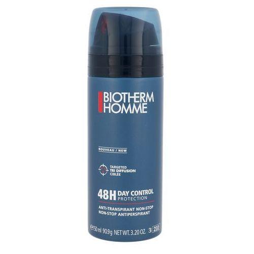 homme day control 48h antyperspirant 150 ml dla mężczyzn marki Biotherm