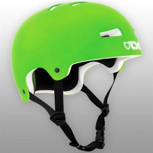 kask TSG - Evolution Solid Colors Flat Lime Green (385) rozmiar: XXL