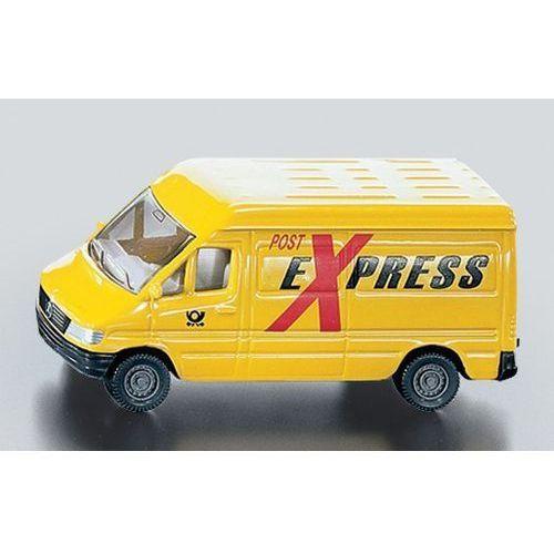 Model  bus pocztowy 1085 od producenta Siku seria 10