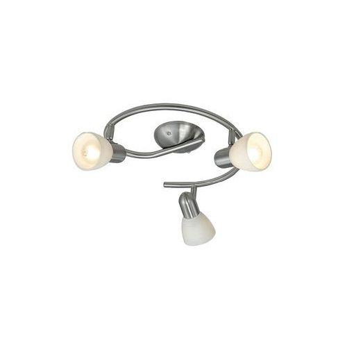 EGLO 88475 - Lampa sufitowa DAKAR 1 3xE14/40W biały, 88475