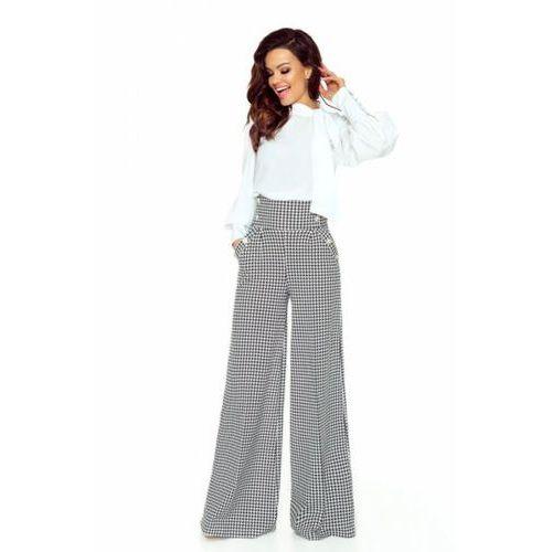 Spodnie damskie model 91-06 pepitka marki Bergamo