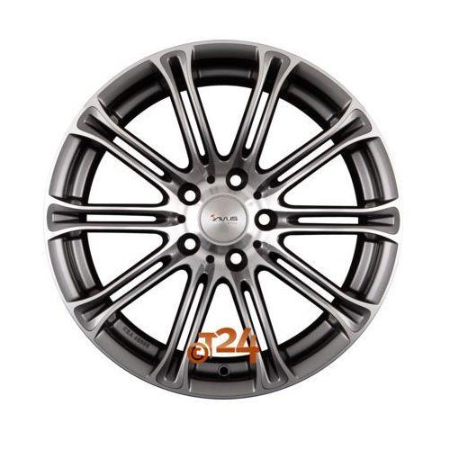 Felga aluminiowa Avus Racing AC-MB1 17 8 5x120 - Kup dziś, zapłać za 30 dni