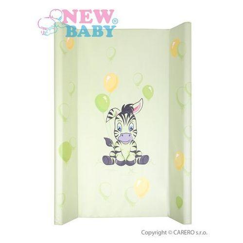 Nadstawka na łóżeczko New Baby Zebra 50x70 cm zielona
