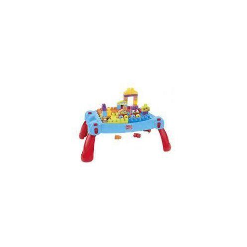 Stolik z klockami Mega Bloks Mattel CNM42