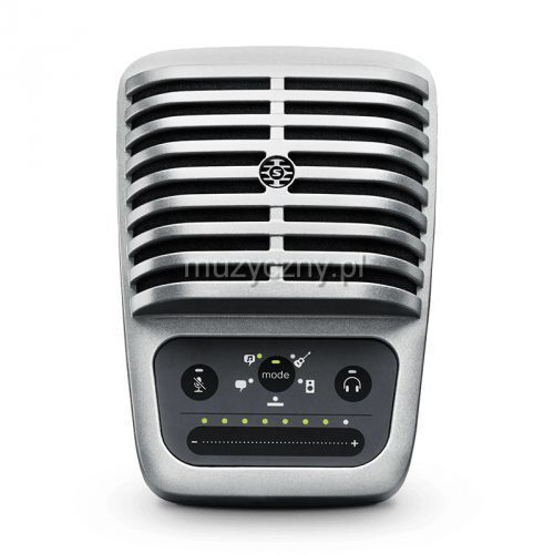 Shure Motiv MV51 mikrofon pojemnościowy USB/Lightning