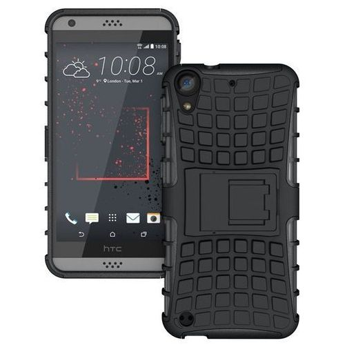 Pancerna obudowa etui Perfect Armor HTC Desire 530 Czarny - Czarny