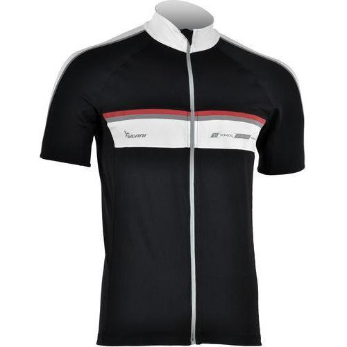 Silvini koszulka rowerowa Accrone MD454 Black L