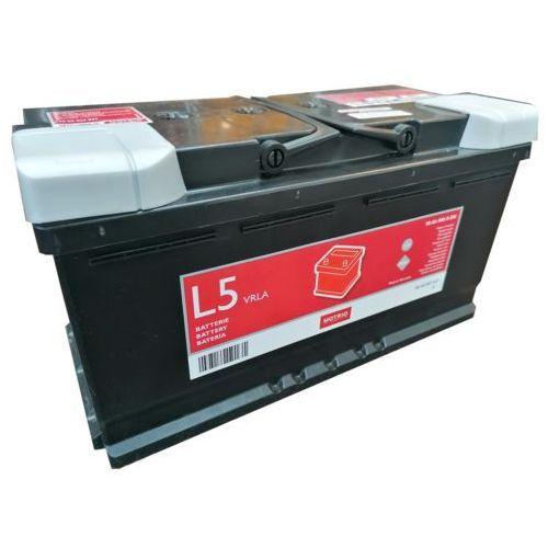 Akumulator MOTRIO AGM Start Stop 12V 90Ah 900A EN
