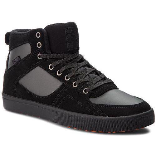 Sneakersy - harrison htw 4101000482 black/dark grey/gum marki Etnies