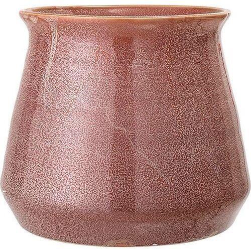 Osłonka na doniczkę 19,5 cm brązowa marki Bloomingville