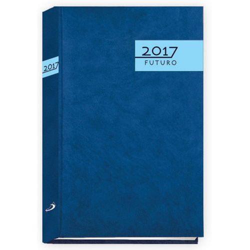 Kalendarz Futuro dzienny Granatowy 2017 (5907564020664)