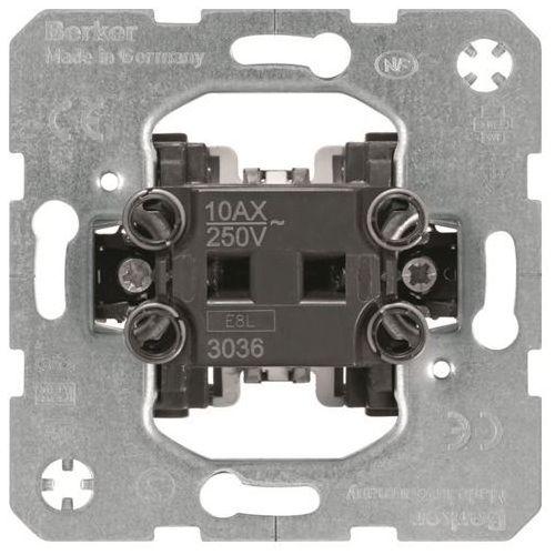 Mechanizm łącznika krzyżowego 533337 Berker z kategorii Włączniki
