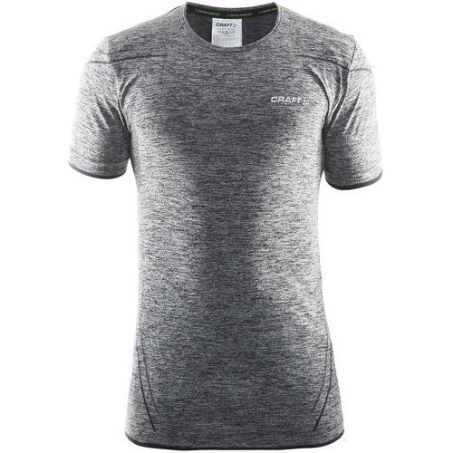 Craft koszulka męska Active Comfort SS szara/czarna XXL