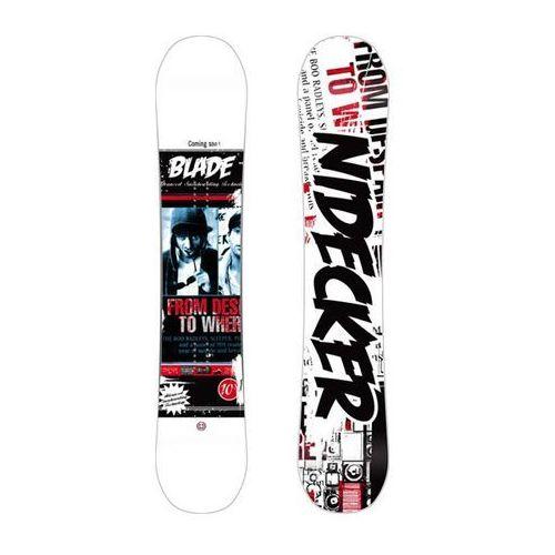 snowboard NIDECKER - Blade (856) rozmiar: 156 z kategorii Deski snowboardowe