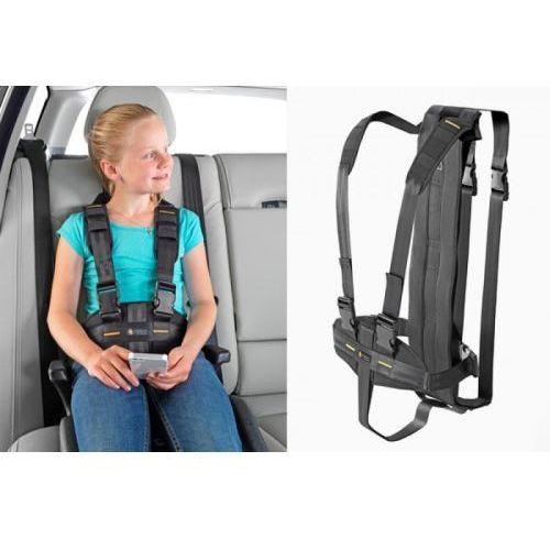 System pasów CAREVA i CROSS IT przy pozycjonowaniu osób niepełnosprawnych w pojazdach, pasy samochodowe dla niepełnosprawnych, zabezpieczenie dla niepełnosprawnego dziecka w samochodzie