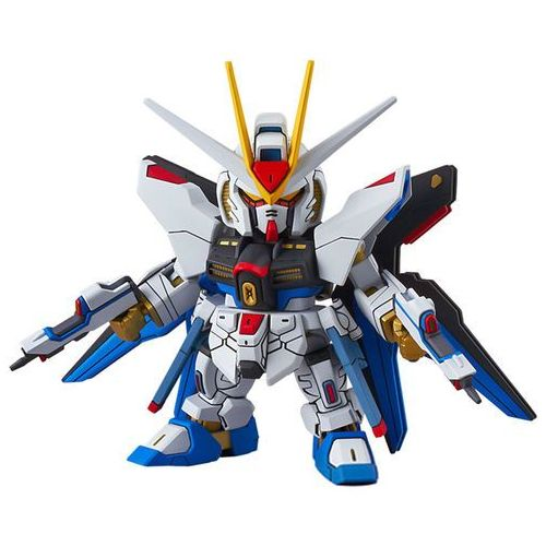 Figurka BANDAI SD EX-STD 006 Strike Freedom (4549660049340)
