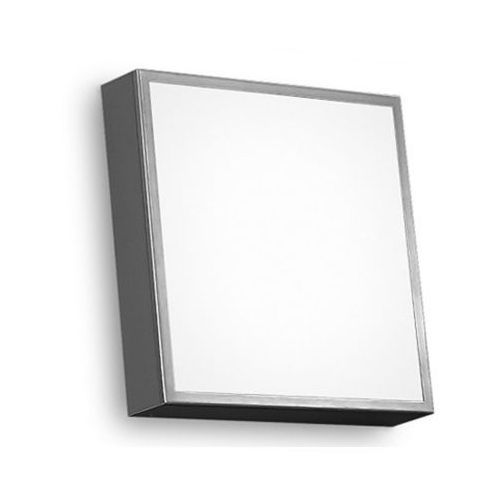 Linea light Plafon box 340 1 x r7s szary, 71654