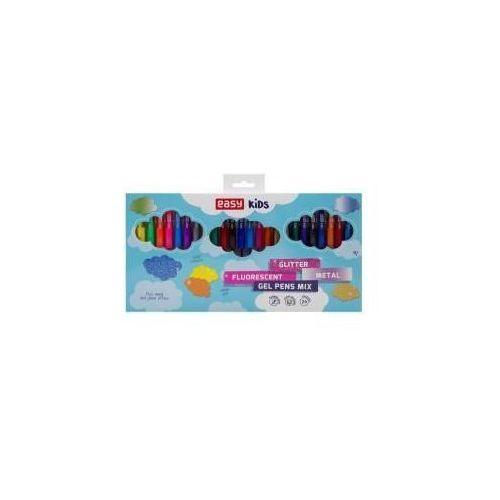 Długopis żelowy Glitter 24 kolory (5902693234883)