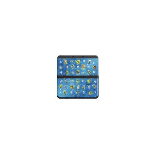 Nintendo New 3ds cover plate pokemon mystery dungeon